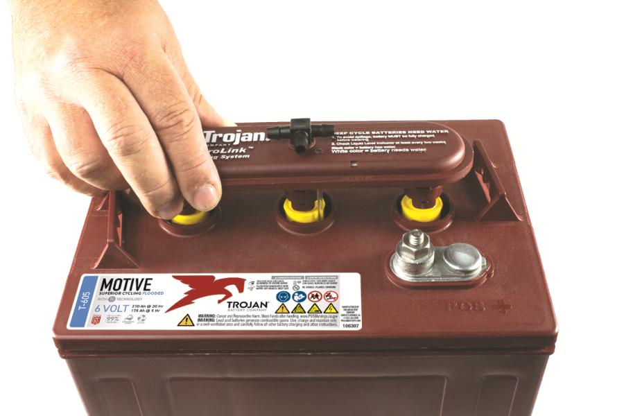 Batteries / Connectors