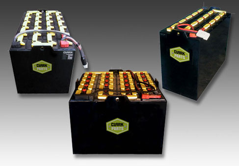 Clark Parts Industrial Batteries